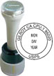 N95 - N95 - Circular Date Stamp